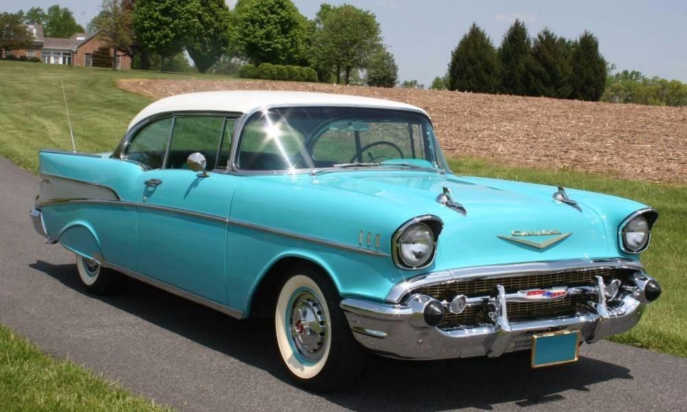 Manual Despiece Chevrolet Bel Air 1957 100 00 En