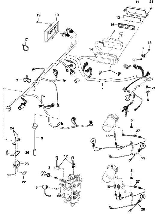Bobcat S185 Schematic