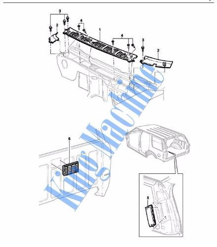 manual despiece-reparacion chevrolet blazer s10 95-2005