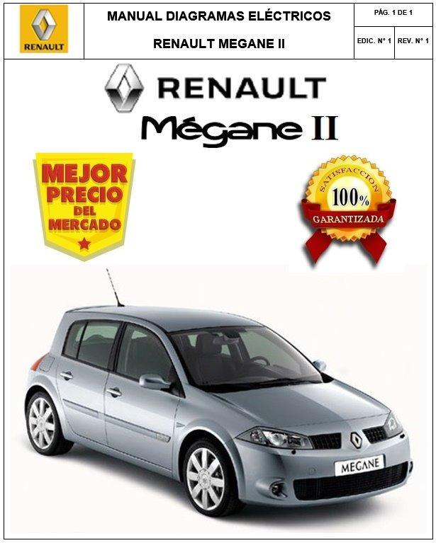 Manual Diagramas Electrico Renault Megane 2 Full