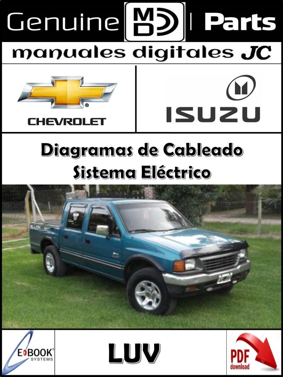 manual diagramas sistema electrico chevrolet luv original s 16 00 rh articulo mercadolibre com pe Chevrolet Luv Orange 1980 Chevrolet Luv