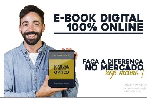 manual do atendente óptico ótico ótica