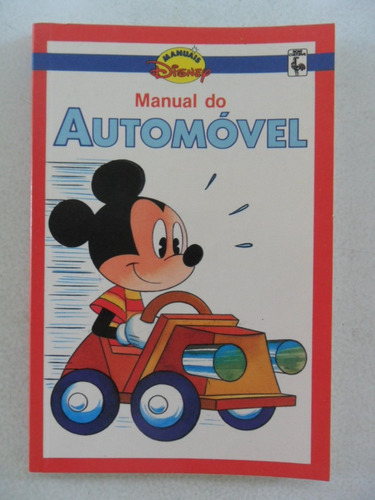 manual do automóvel! nova cultural 1988!