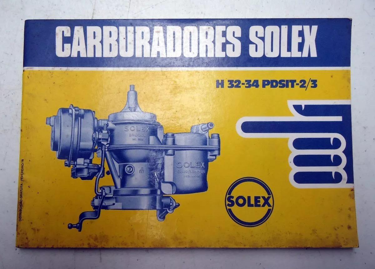 manual do carburador solex brosol 30 34 blfa cod 793 r 59 90 em rh produto mercadolivre com br