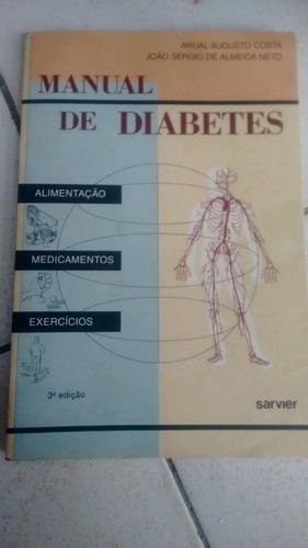 manual do diabetes arual augusto costa joão sérgio de almeid