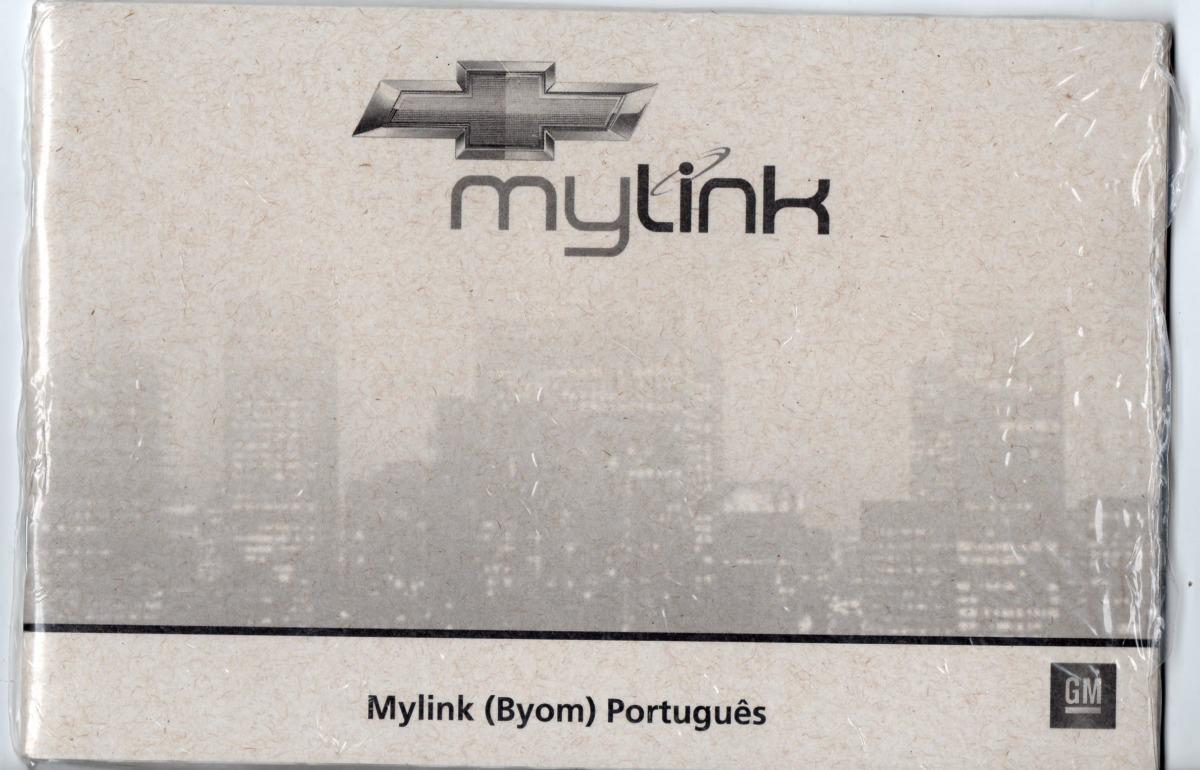 Manual Do Mylink Chevrolet