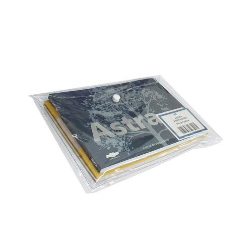 manual do proprietário astra 2009 à 2011 original 94729964