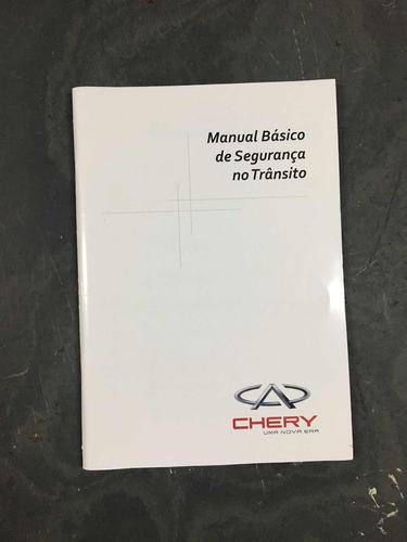 manual do proprietário cherry face 1.3 2011