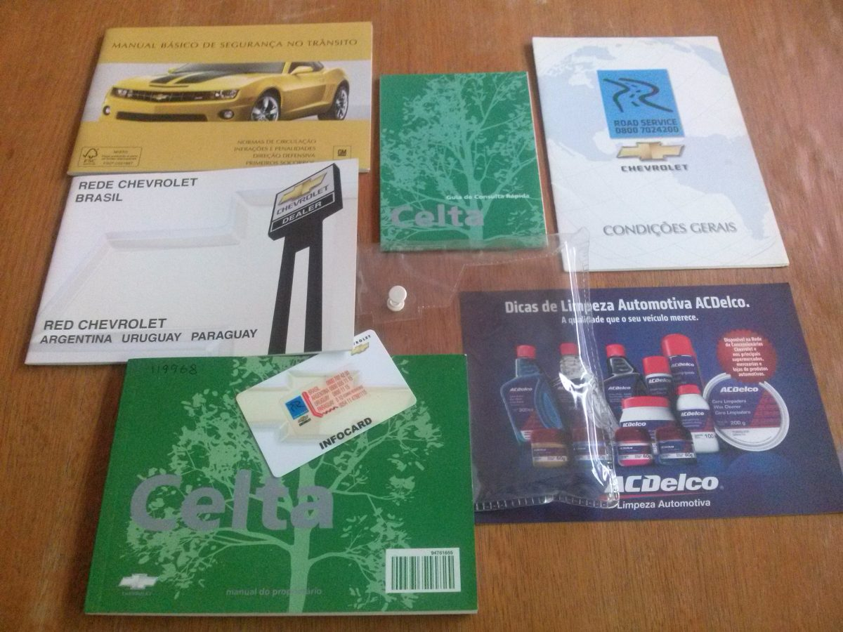 manual do proprietario do celta 2012 r 87 00 em mercado livre rh produto mercadolivre com br manual de fusivel celta 2012 manual do usuario celta 2012