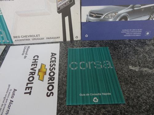 manual  do proprietário  do corsa 2005