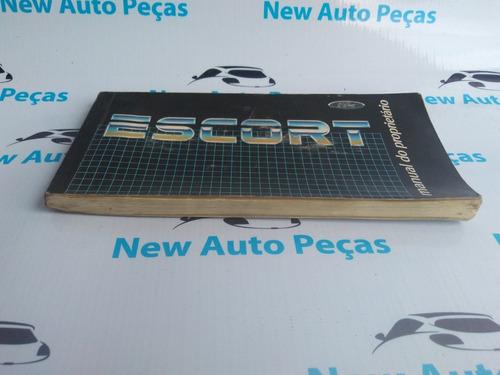 manual do proprietário do escort gl