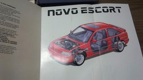 manual do proprietário escort xr3 94