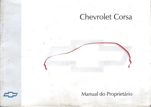 manual do proprietário gm corsa 97