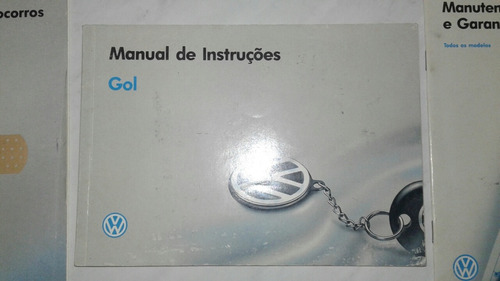 manual do proprietário gol 1000i 95 a 97