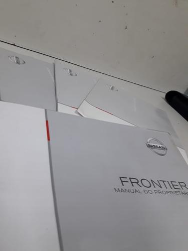 manual do proprietario nissan frontier 2005