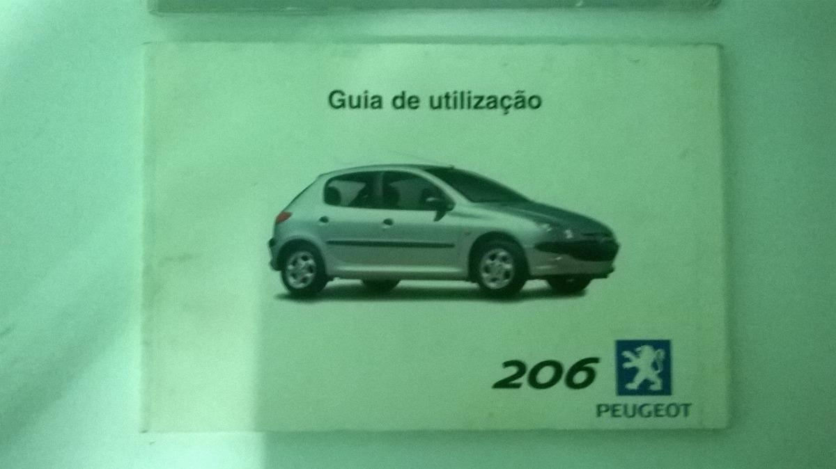 manual do proprietário peugeot 206 todos completo. Carregando zoom.