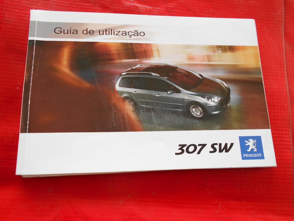 manual do propriet rio peugeot 307 sw r 135 00 em mercado livre rh produto mercadolivre com br Peugeot 307 SW Interior Peugeot 307 SW Fotos Internas