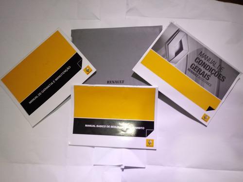 manual do proprietario renault sandero.