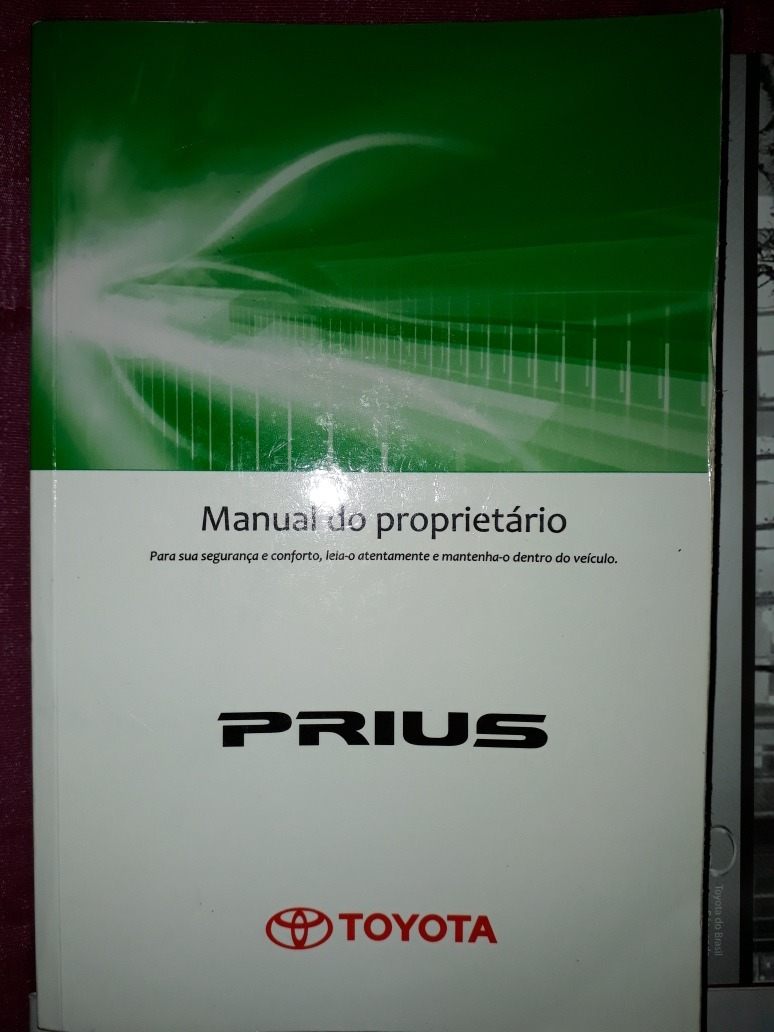 prius 2012 manual