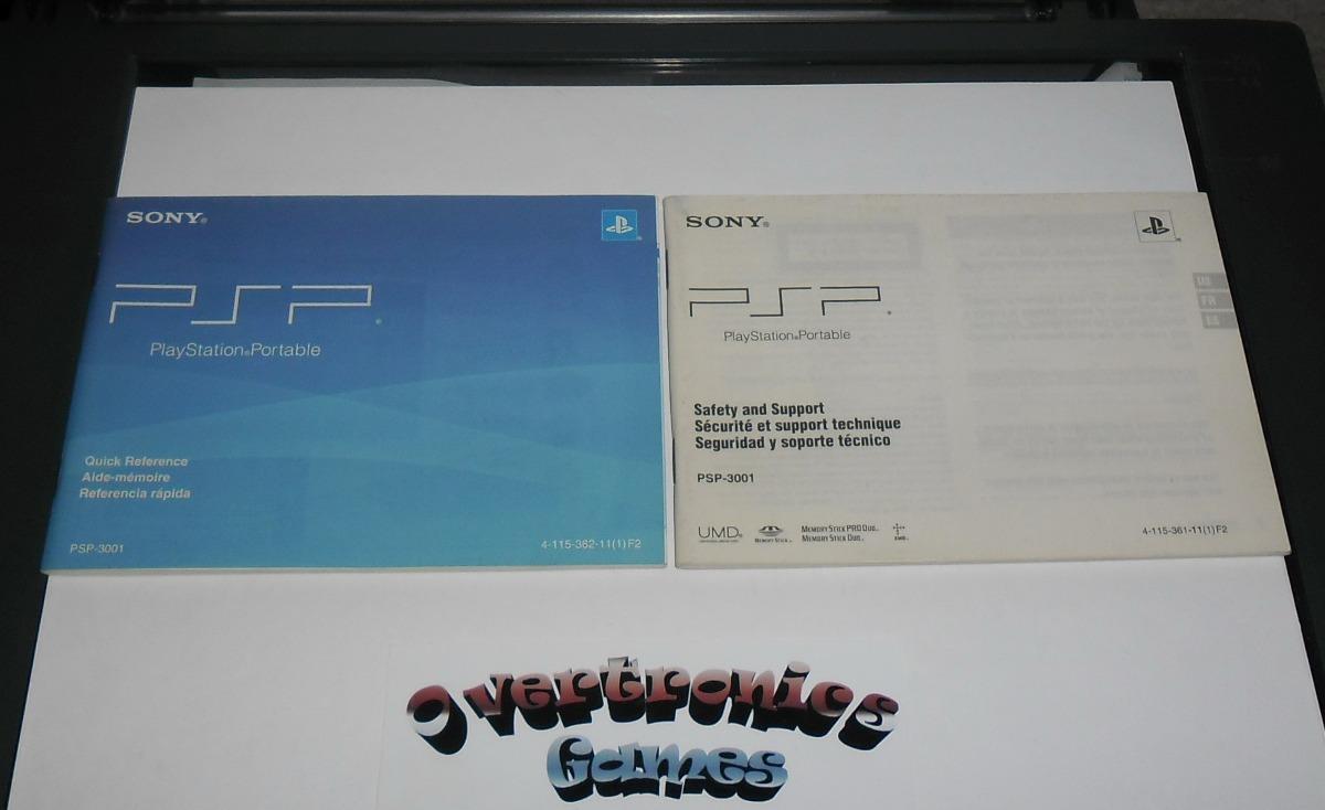 manual do psp 3001 r 29 99 em mercado livre rh produto mercadolivre com br manual psp 3001 em portugues pdf sony psp 3001 manual pdf