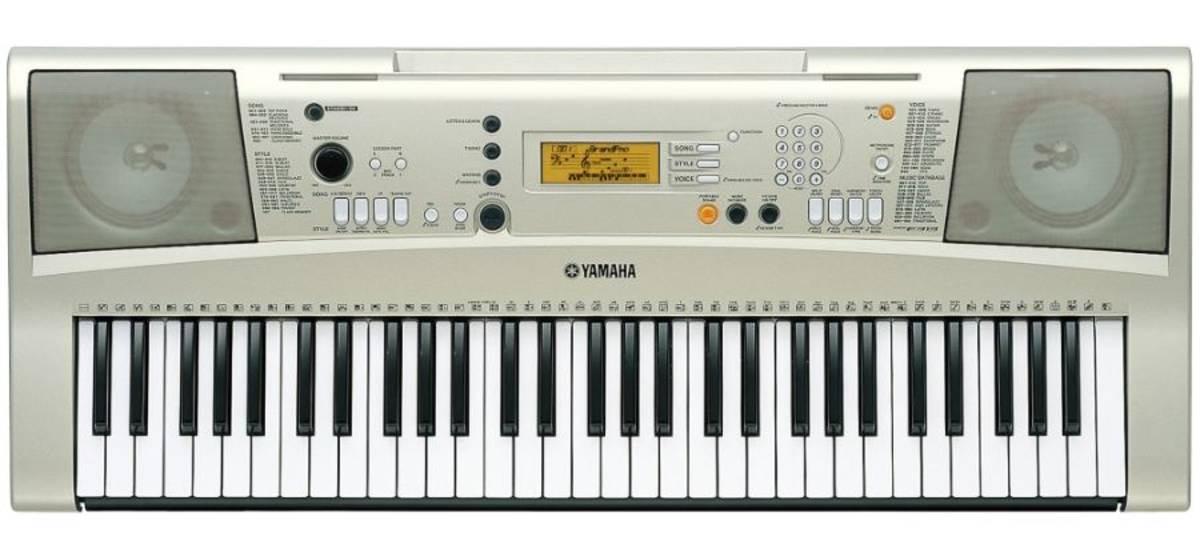manual do teclado yamaha psr e313 em portugu s r 15 00 em mercado rh produto mercadolivre com br Ritmos Para Teclados Yamaha Teclado Yamaha PSR S650