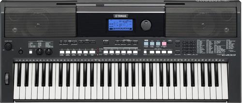 manual do teclado yamaha psr e433 em português