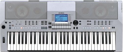 manual do teclado yamaha psr s550 em português