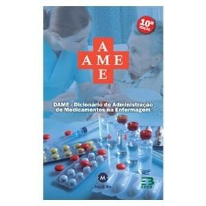 manual do técnico e auxiliar de enf + ame 10ª + terminologia