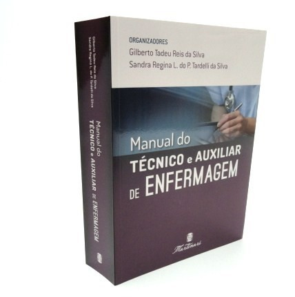 manual do técnico e auxiliar de enfermagem  + ame