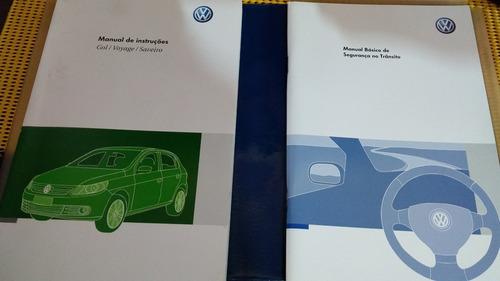 manual do usuario para  gol/voyage/saveiro2010