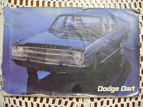 manual dodge dart