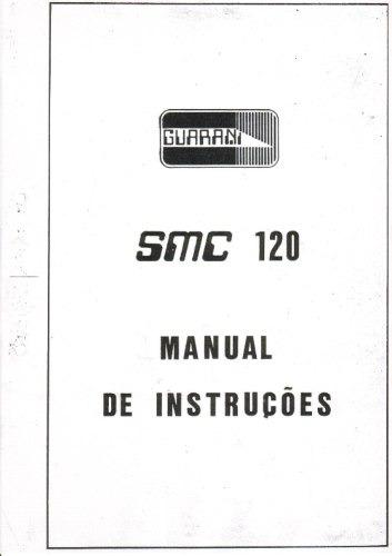 manual e esquema elétrico guilhotina papel smc120*