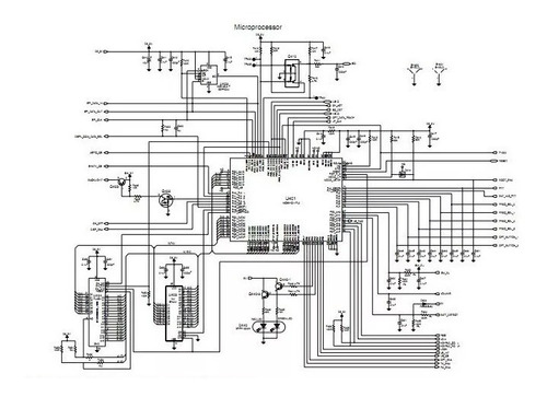 manual e esquema elétrico radio motorola ep450
