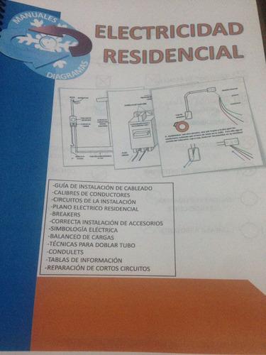 manual electricidad residencial