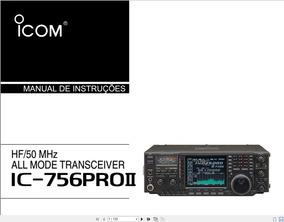 Rádio Icom 2820 - Acessórios para Veículos no Mercado Livre