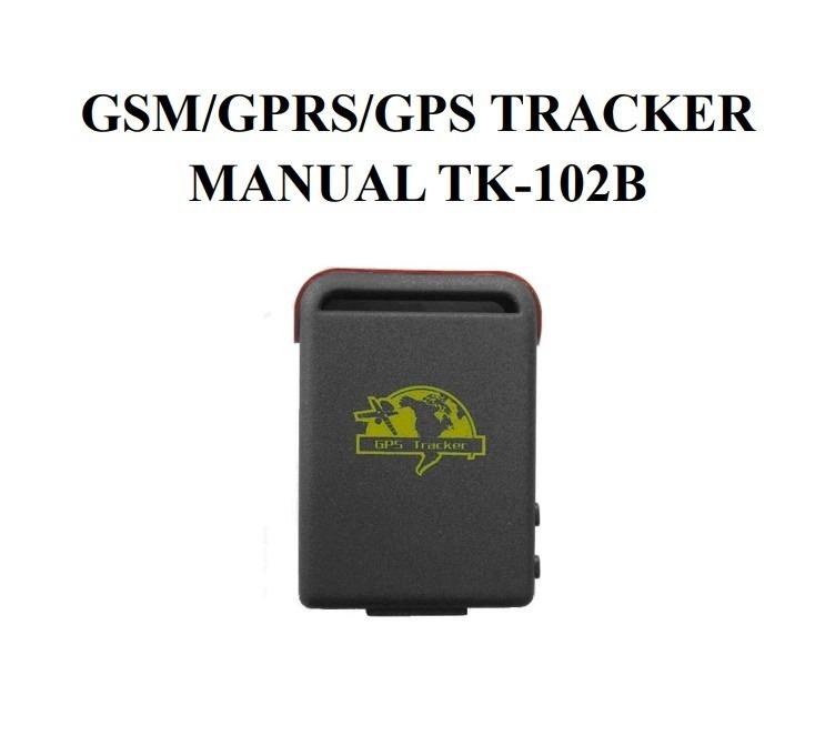 manual em portugu s rastreador tracker tk 102b r 15 01 em mercado rh produto mercadolivre com br