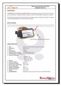 Telemetria Modulo Sensor Gps Frsky Gps 01 - Modelismo