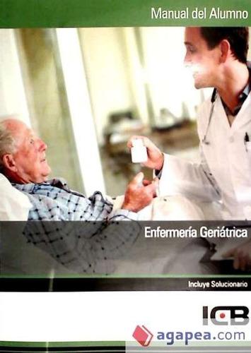 manual enfermería geriátrica(libro geriatría)