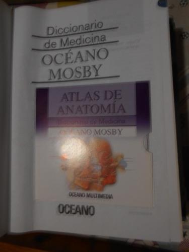 manual enfermería oceano + diccionario médico mosby