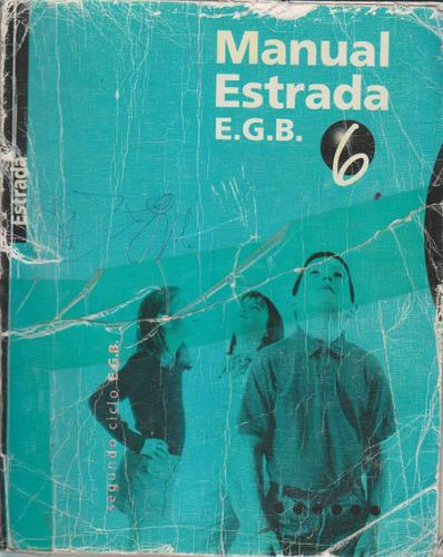 manual estrada egb 6