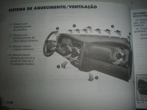 manual fiat palio siena strada 2006 fire 1.0 1.4 8v flex gas