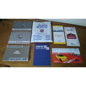 Manual Fiat Uno Mille Fire 2008