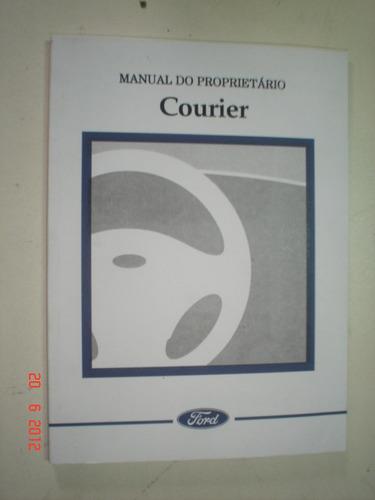 manual ford courier 2003 2004 l xl original zetec pick up