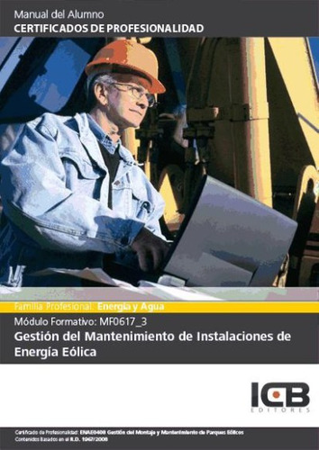 manual gestión del mantenimiento de instalaciones de energía