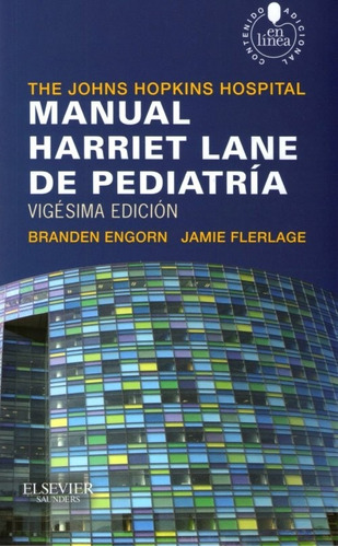 manual harriet lane pediatria 20ava ed.
