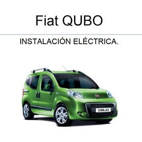 Manual Instalacion Electr Fiat Qubo Pregunte Antes Siempre