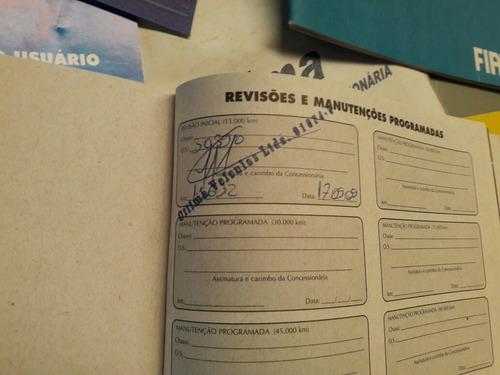 manual instruções proprietário fiat uno fiorino 2009