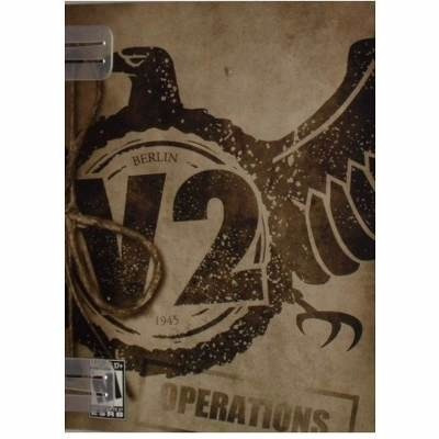 manual instruções sniper elite v2 ps3 original semi novo