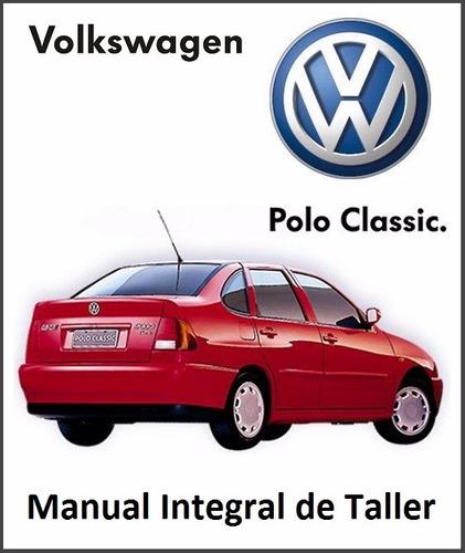 manual integral de taller vw polo classic 1.9 tdi