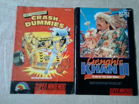 crash test dummies snes